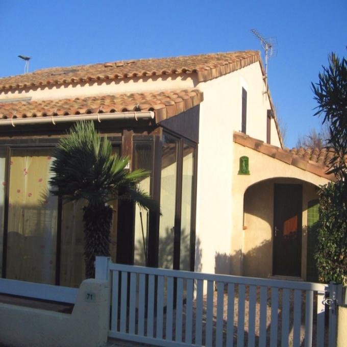 Location de vacances Maison Sainte-Marie-la-Mer (66470)