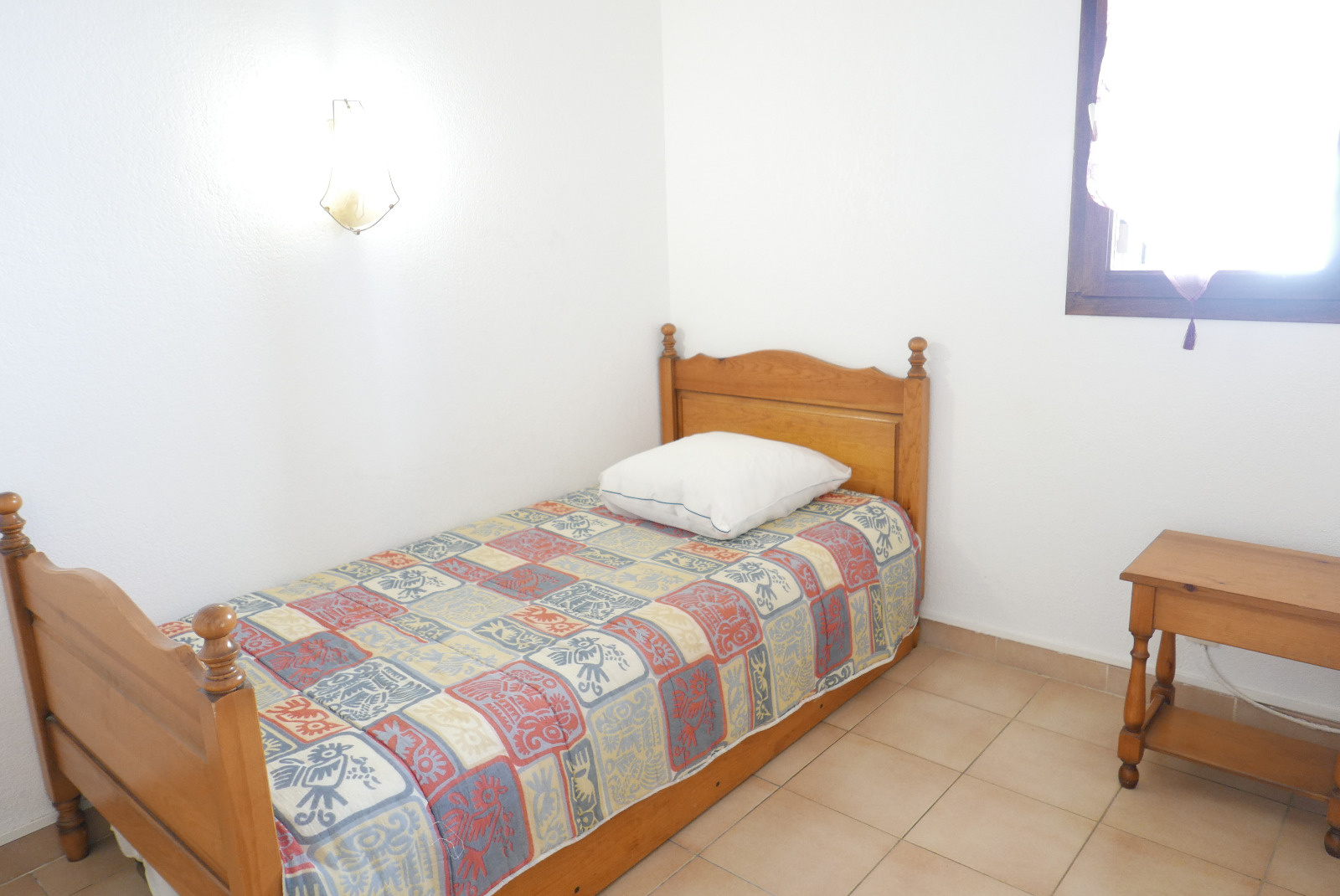 Chambre RDC avec lit en 80*