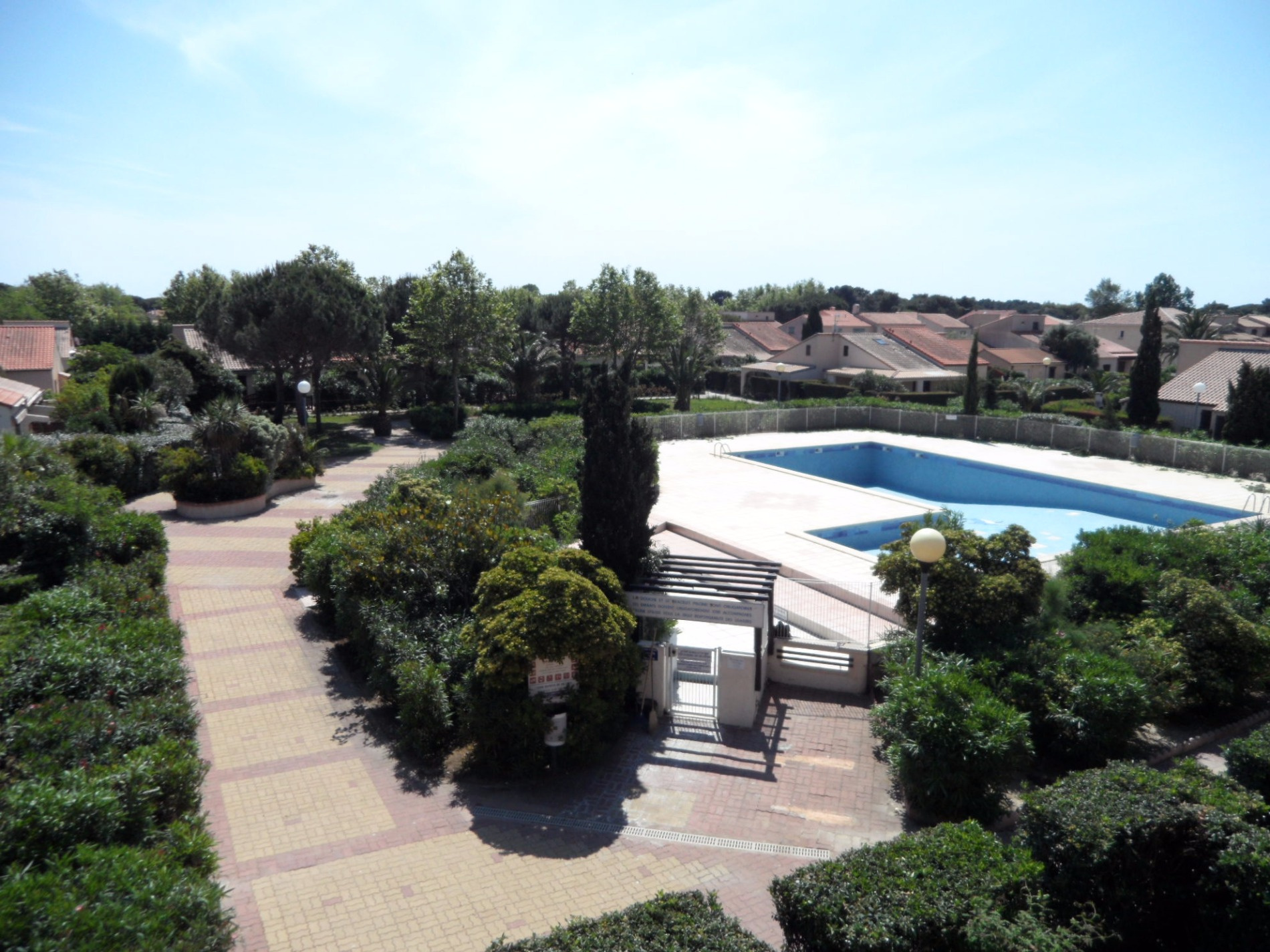 Offres locations vacances maison dans r sidence avec piscine for Residence vacances avec piscine
