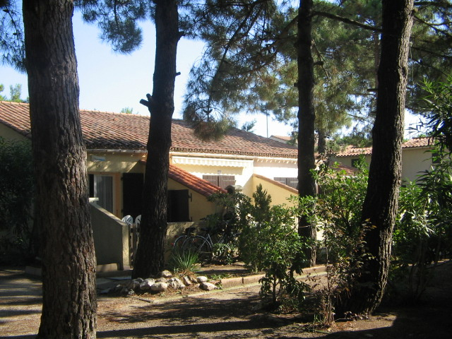 """photo de la residence """"Les Mas de la Pinede"""""""